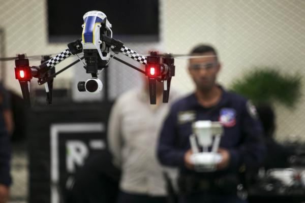 DECEA participou do Drone Show 2019 com estande, palestras e reuniões