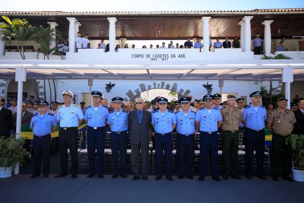 Comemorações contaram com cerimônia militar, lançamento de selo e exposição sobre o centenário