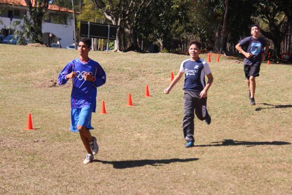 O evento teve como objetivo estimular a prática de atividades esportivas durante o período de férias escolares