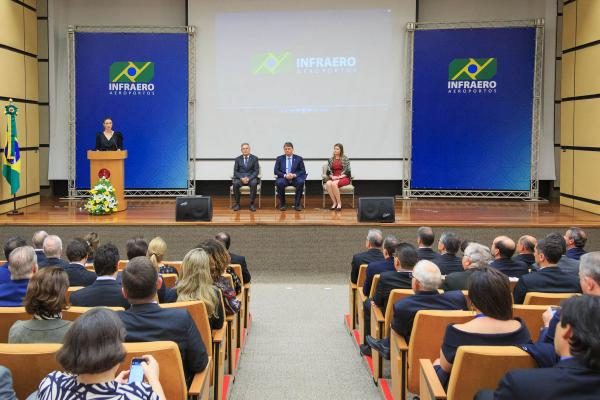 Cerimônia de posse ocorreu em Brasília (DF) e contou com a presença de Oficiais-Generais do Alto Comando da Aeronáutica