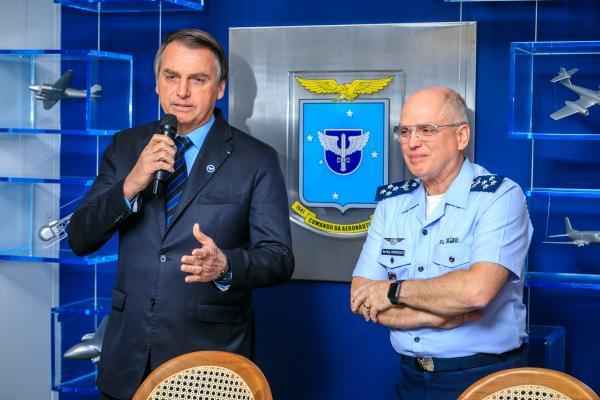 Comandante da Aeronáutica falou sobre a reestruturação da carreira dos militares e o desenvolvimento de Projetos Estratégicos