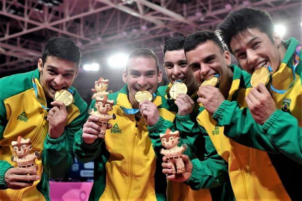 A delegação Brasileira conta com a participação de 38 atletas militares da Força Aérea Brasileira de 15 modalidades diferentes