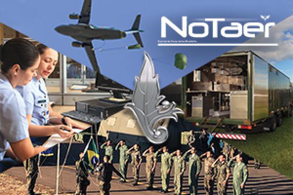 Jornal traz, também, reportagem sobre os Jogos Mundiais Militares, que ocorrerão na China, em outubro
