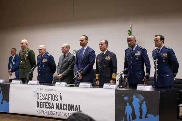 Evento contou com a presença de especialistas brasileiros e estrangeiros