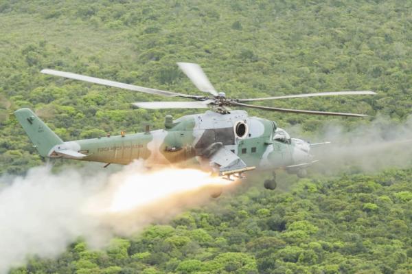 Objetivo foi a manutenção operacional das tripulações no emprego de armamento