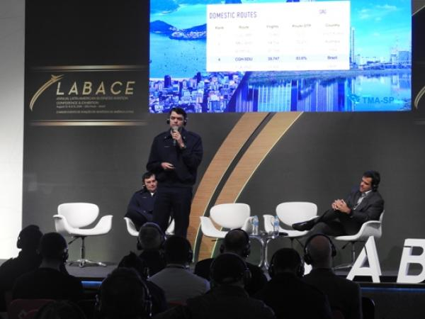 DECEA apresentou destaques do Sistema de Controle do Espaço Aéreo Brasileiro