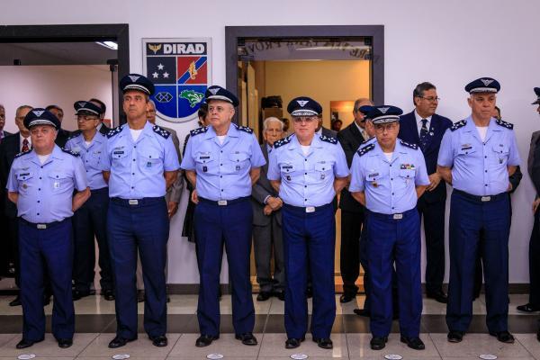 Solenidade, ocorrida nesta sexta (23), comemorou o 74º aniversário da Intendência da Aeronáutica