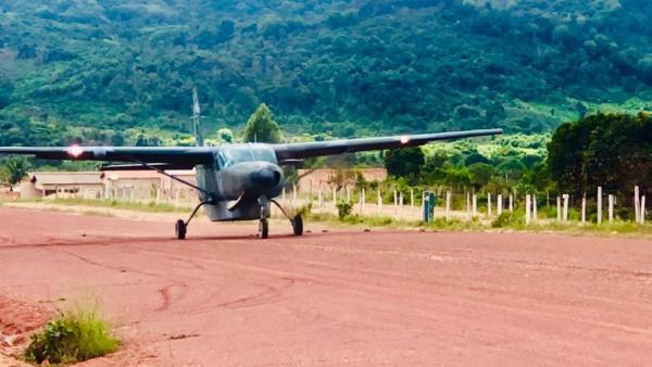 Em Boa Vista (RR), houve adestramento em pistas críticas; no Pará, Esquadrão Grifo realizou elevação operacional de seus tripulantes.