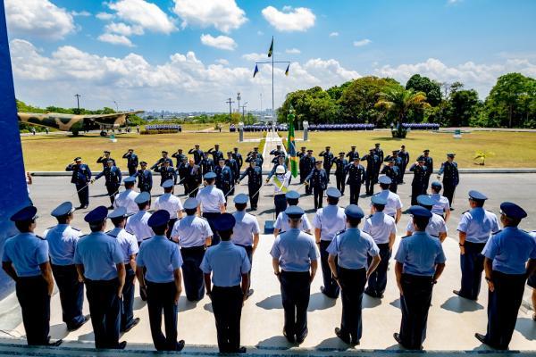 Veja como foram as solenidades em Manaus (AM), Recife (PE), Barbacena (MG), Guaratinguetá (SP), Florianópolis (SC), Anápolis (GO) e Santa Maria (RS)