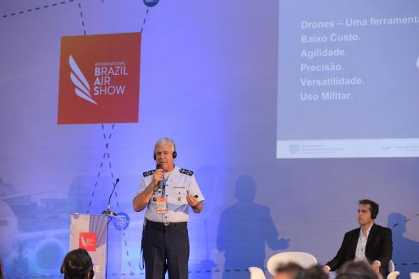 Evento contou com palestras, reuniões de negócios e estandes para exposição de produtos e projetos aeroportuários