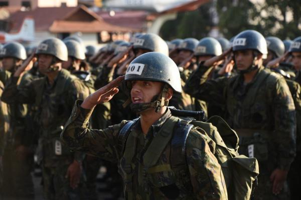 Realizado anualmente, o EXEC proporciona aos alunos o conhecimento básico para uso em diversas situações da vida militar