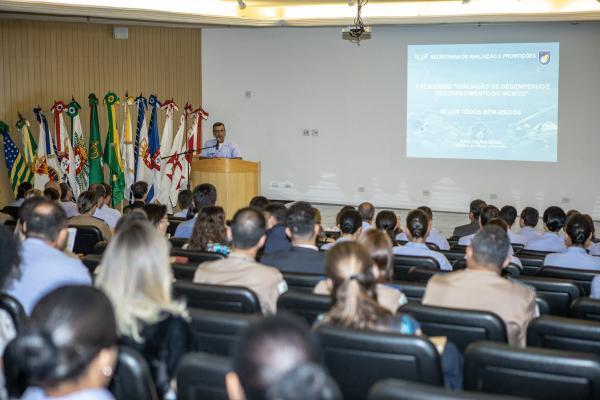 Palestras tiveram a participação de representantes de instituições públicas e privadas