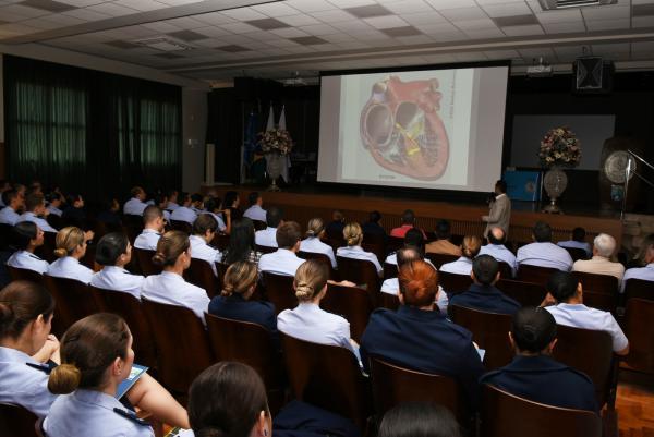 Confira as ações realizadas pela Ala 11, Hospital de Aeronáutica de Belém, Esquadrão de Saúde de Barbacena, Esquadrão de Saúde de Natal e Departamento de Ciência e Tecnologia Aeroespacial