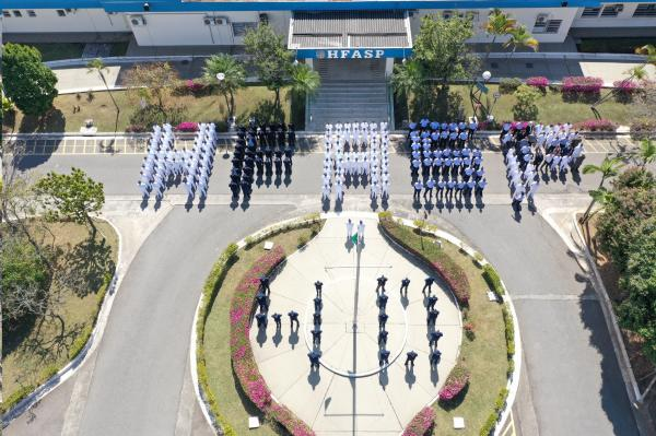 Entrega foi realizada durante a celebração de 40 anos da Organização Militar