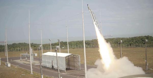 O lançamento fez parte da Operação Águia II/ 2019