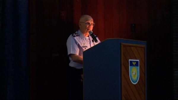 Objetivo da apresentação foi atualizar os Oficiais-Generais e Oficiais Superiores de ontem e de hoje sobre a conjuntura atual da FAB