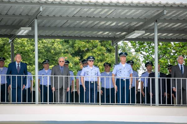 Evento ocorreu no Rio de Janeiro e contou com a presença do Comandante da Aeronáutica