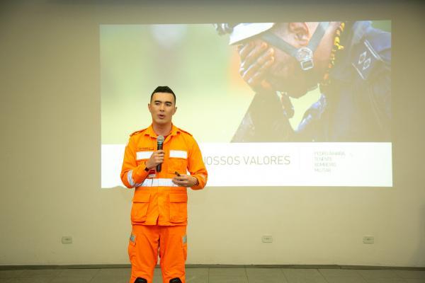 Porta-Voz do Corpo de Bombeiros Militar de Minas Gerais falou sobre sua experiência profissional após o rompimento da barragem em Brumadinho (MG)