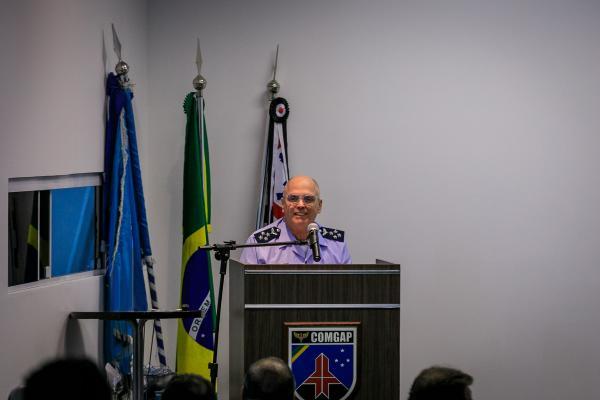 Apresentação ocorreu nesta quinta-feira (10), no Comando-Geral de Apoio (COMGAP)