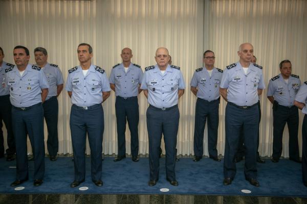 Evento ocorreu nesta sexta-feira (11), no Comando da Aeronáutica, em Brasília (DF)