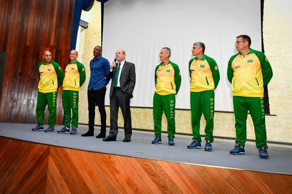 Evento ocorreu na Universidade da Força Aérea (UNIFA) e contou com a presença do Comandante da Aeronáutica