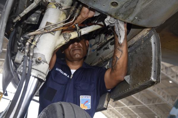 Foram realizados cursos de manutenção das aeronaves H-50 Esquilo, A-29 Super Tucano, C-95 Bandeirante, C-98 Caravan e H-36 Caracal