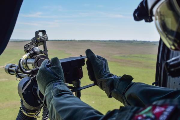 Objetivo é preparar o Esquadrão Pantera (5°/8° GAV) para atuar em missões de alto grau de risco e complexidade
