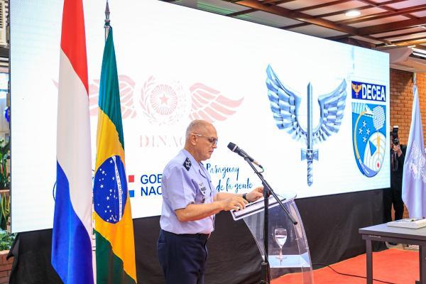 APP Guarani, inaugurado em Ciudad Del Leste, busca o aprimoramento da gestão do controle do espaço aéreo na região de fronteira