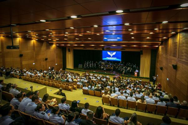 Concerto ocorreu nesta quarta-feira (30), em Brasília (DF)