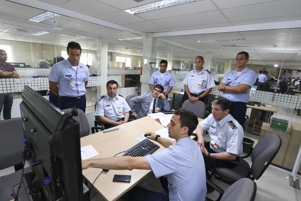 Projeto visa apoiar a elaboração, revisão e validação de cartas de navegação aérea em aeroportos uruguaios
