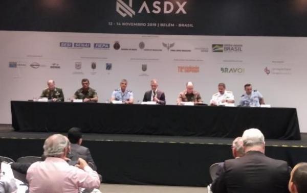 Evento foi realizado de 12 a 14 de novembro na cidade de Belém (PA)