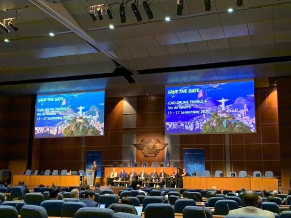 O anúncio foi feito durante a terceira edição do evento, realizada na sede da Organização da Aviação Civil Internacional (OACI), no Canadá