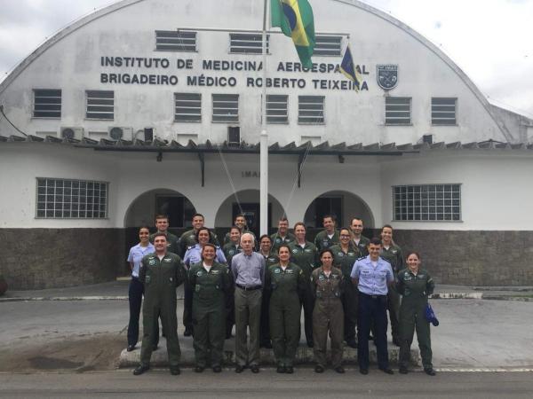 Criado em 1993, Instituto dedica-se ao campo da Medicina Aeroespacial e da Saúde Operacional