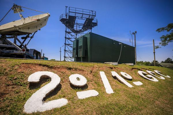 Primeiro Grupo de Comunicações e Controle apoia operações aéreas militares e coordenação do Exercício