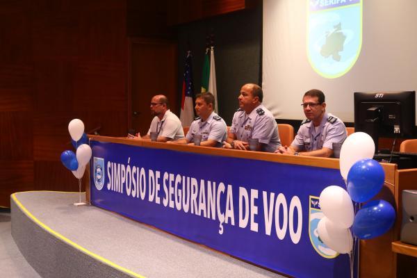 Objetivo foi fortalecer a filosofia do Sistema de Investigação e Prevenção de Acidentes Aeronáuticos junto à comunidade aeronáutica civil da Amazônia Ocidental