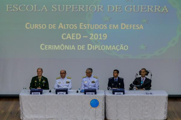 Solenidade foi realizada nesta quinta-feira (28), no Setor Militar Urbano (SMU), em Brasília (DF)
