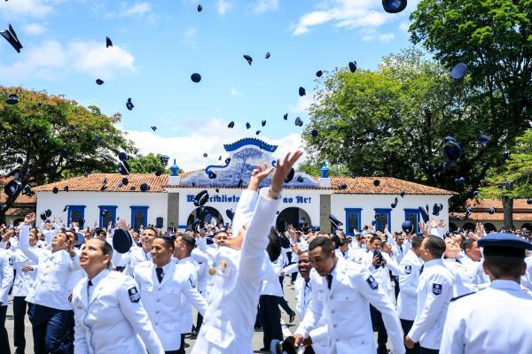 Cerimônia realizada em Guaratinguetá (SP) foi presidida pelo Comandante da Aeronáutica