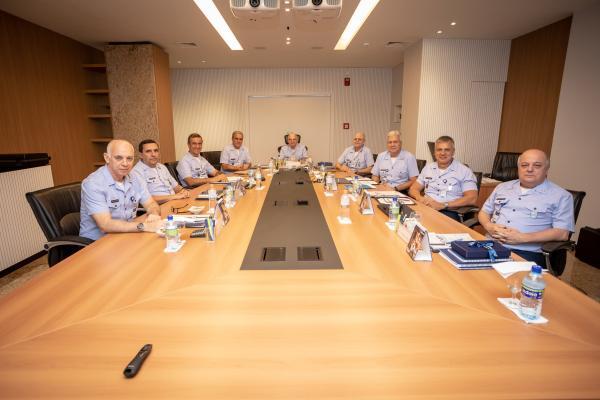 Encontro, em sua 632º edição, tratou, dentre outros assuntos, da lista de escolha para promoção aos postos de Oficiais-Generais da Força Aérea Brasileira