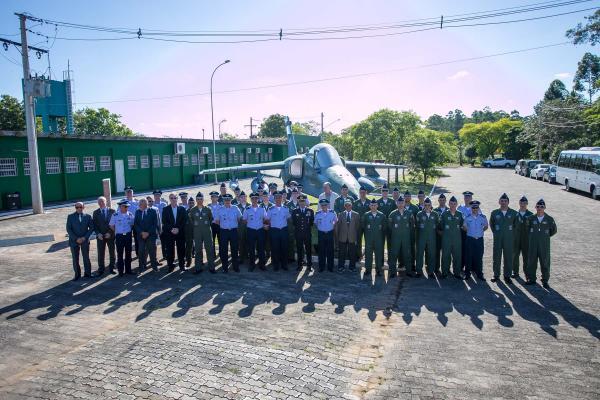 A solenidade, realizada nesta sexta-feira (29), foi presidida pelo Comandante da Aeronáutica