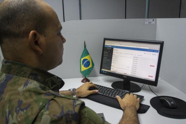 Sistema de Informações Gerenciais para Exercícios (SIGEX) atende as demandas dos Exercícios da Força Aérea Brasileira