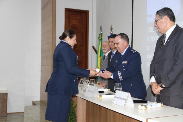 Objetivo é difundir assuntos de interesse da Segurança e Defesa Nacional relacionados ao Poder Aeroespacial