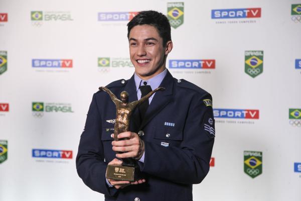 Mais quatro Sargentos da FAB foram premiados como melhores atletas em suas modalidades