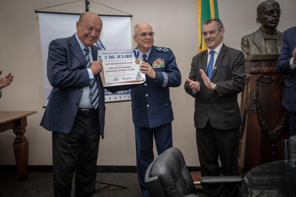 Evento ocorreu nesta segunda (16), na Assembleia Legislativa da Bahia, em Salvador (BA)