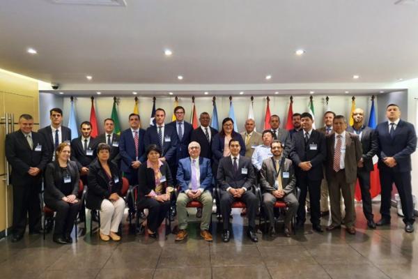 Evento apresentou a coordenação que deve ser feita para que o processo de Certificação de Aeroportos siga os padrões internacionais