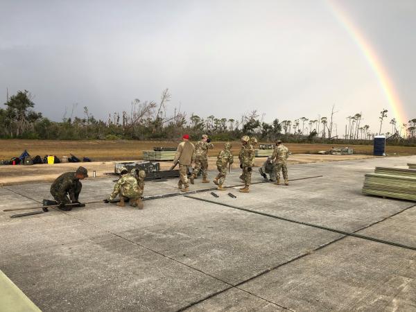 Treinamento possibilita uma visão mais ampla sobre a atuação operacional dos engenheiros em diferentes cenários de combate