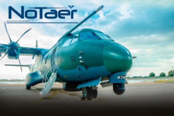 Jornal traz, ainda, o aniversário de criação do Ministério da Aeronáutica e as cerimônias que formaram novos militares da FAB