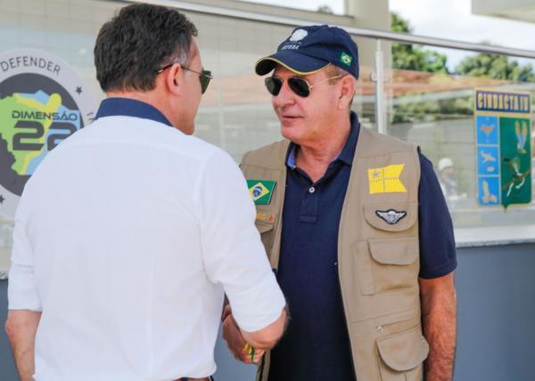 O encontro, em Manaus, teve como objetivo tratar de assuntos relativos à cooperação entre os dois países
