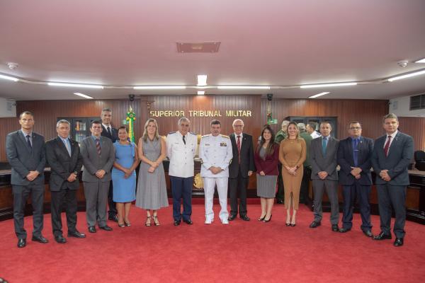 Tenente-Brigadeiro Joseli assume o cargo de Diretor da ENAJUM