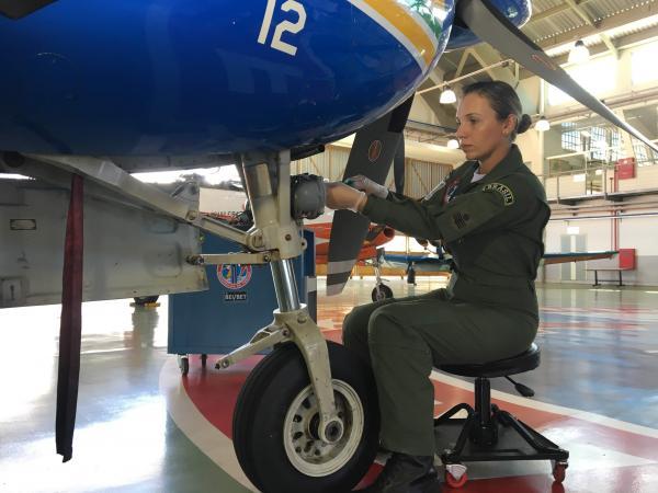 Além das suas atribuições dentro do Esquadrão da Força Aérea Brasileira, elas servem de inspiração para outras mulheres que desejam ingressar na carreira militar