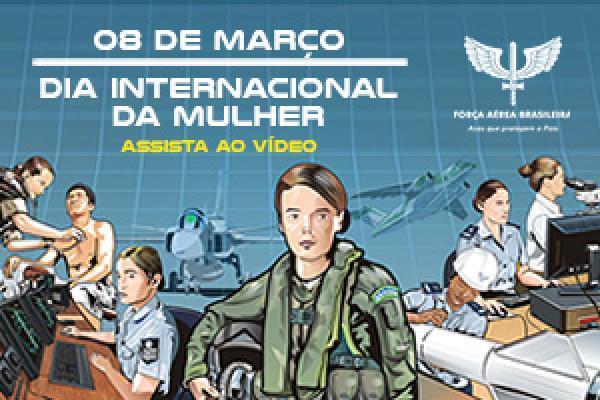 Homenagem destaca atuação das mulheres que ingressaram no efetivo da Força Aérea Brasileira em 1982